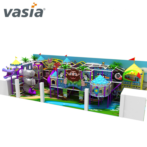 Soft Play Manufacturers Jumping Castle Indoor Playground for Children