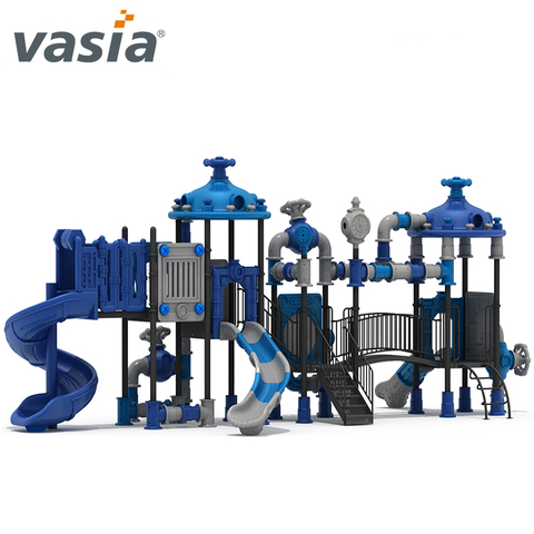 Kids Fun Slide for Outdoor Playset