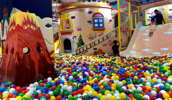 How to Have Customers on Holiday in Children's Indoor Playground?