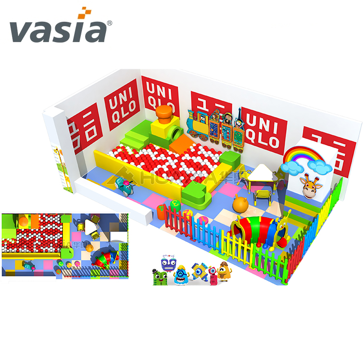 Soft Toddlers Indoor Playground Birthday Party Indoor Playground for Toddlers