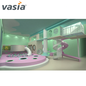 Commercial Safety Competitive Price Best Indoor Playgrounds in The World