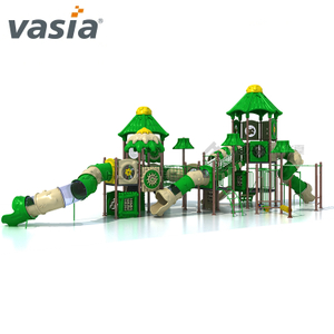 Big Outdoor Best Swing Sets for Older Children Play And Castle Game Playground