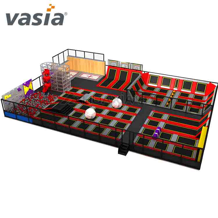 HUAXIA(Vasia) Commerical Gym Fitness Equipment Commercial Trampoline for Sale