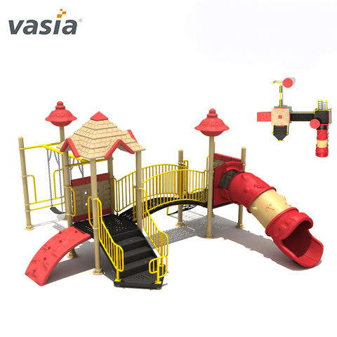 Best Selling For School Physical Children Outdoor Playground Play Structure