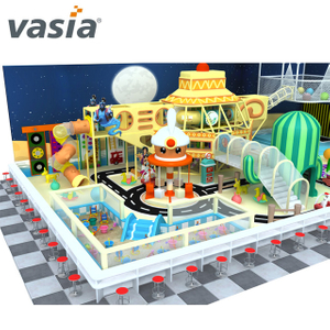 Design Baby Never Never Land Indoor Playground Theme Indoor