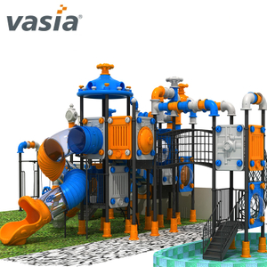 Kids Fun Metal Climbing Plastic Playset for Sale