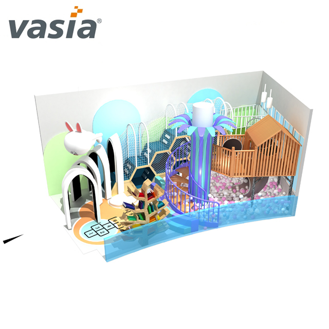 Indoor Play Area for Kids with Kids Game with Low Price And Good Quality Equipment Indoor