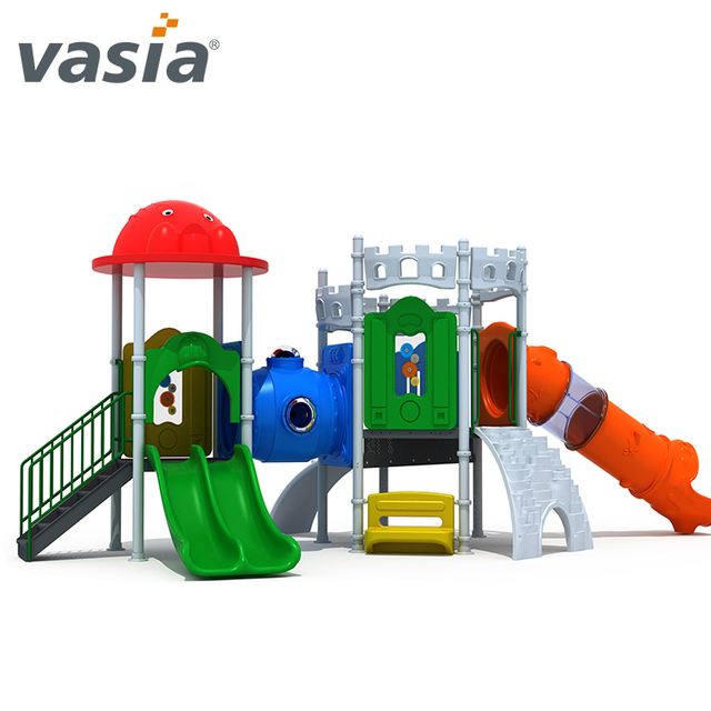 Kindergarten Commercial Outdoor Playground Equipment for Sale