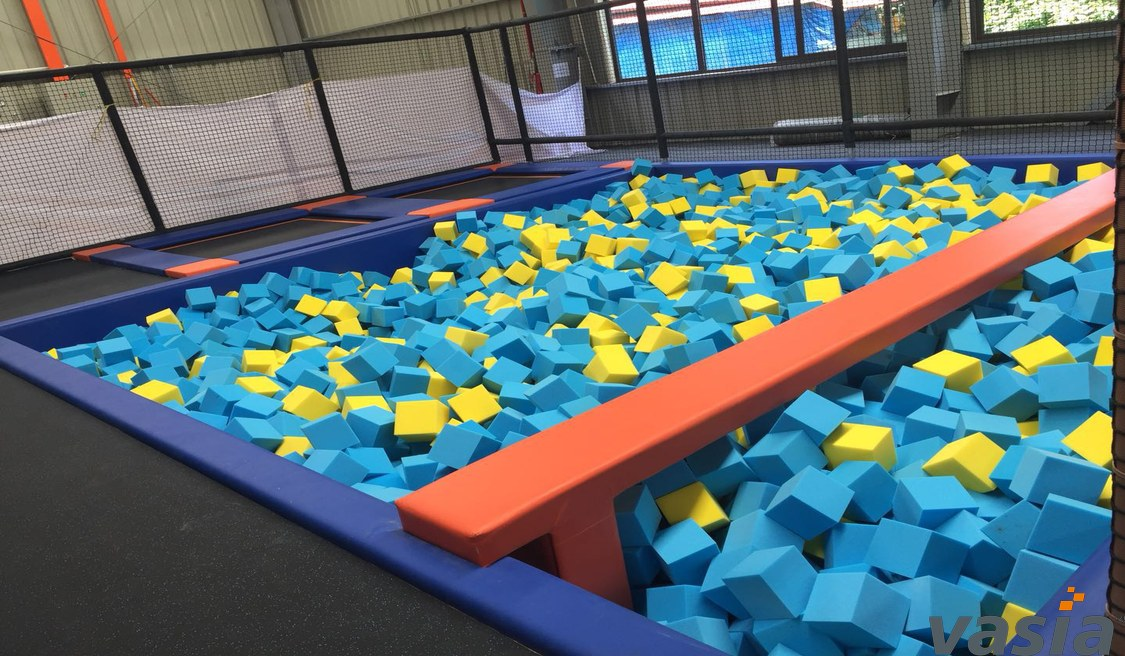 How to keep indoor trampoline park safe and clean in the long run?