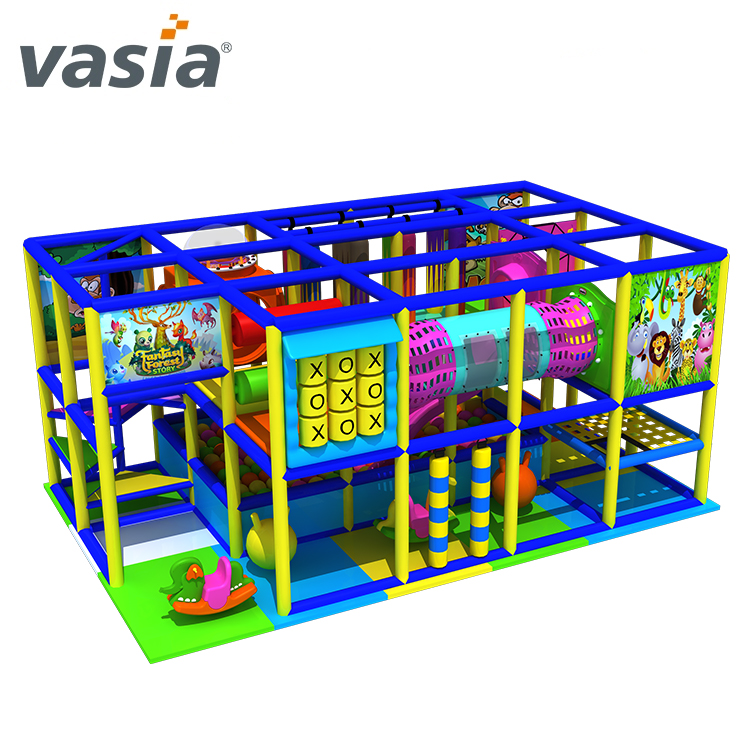 Kids Professional Soft Play Area Amusement Park