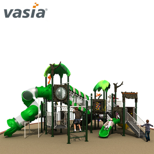 Commercial Jungle Gym Slide Toy Children Outdoor Adventure Play Equipment