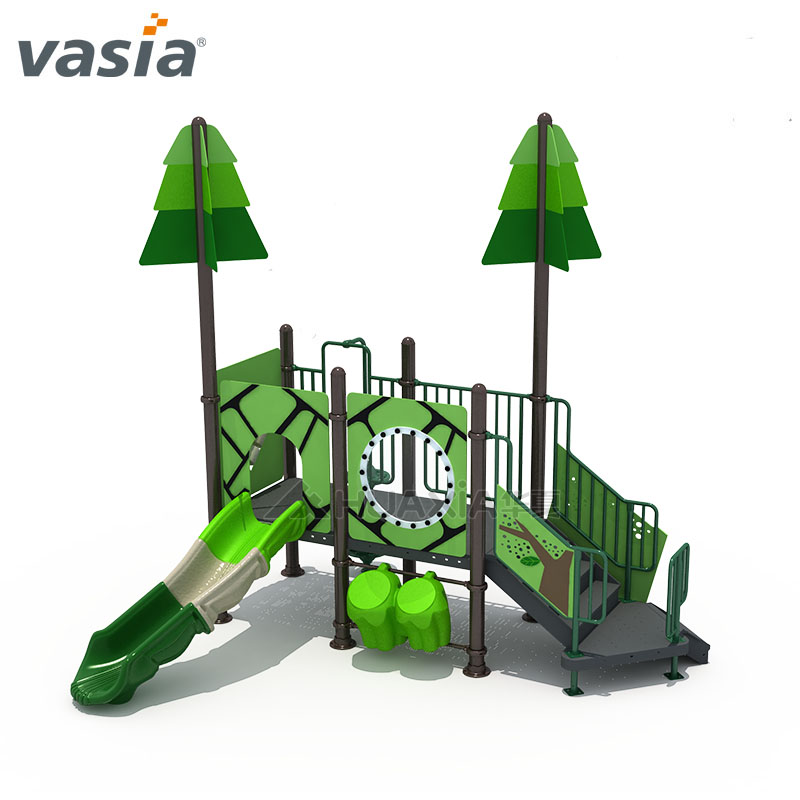 Outdoor Jungle Gym Children Outdoor Playground Equipment and playground slide toy