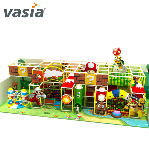 indoor shopping mall playground with cheap prices and high quality