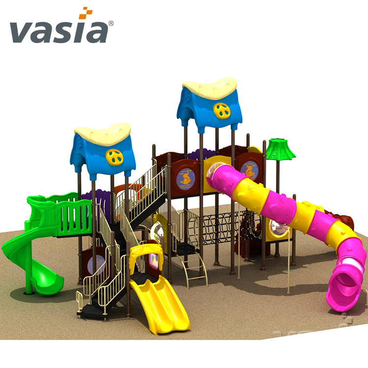 Best Stainless steel playground plastic slide for sale