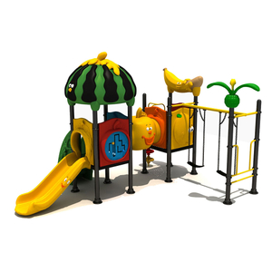 Hot Selling School Small Playground Children Play Slide Play Games