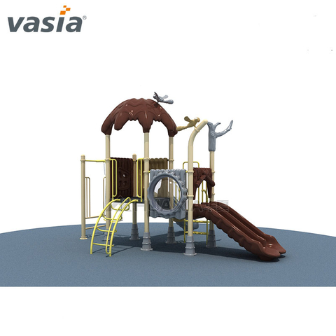 Best Quality Children Outdoor Play Slide Child Outdoor Playground for backyard use