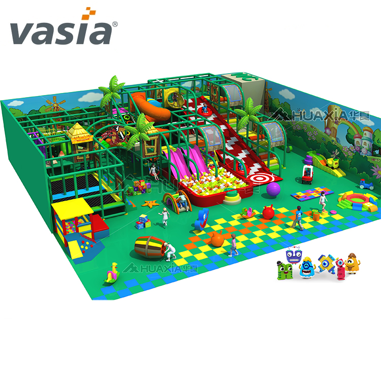Toddler Toys Fancy Soft Indoor Playground Birthday Party for Indoor Play Centre