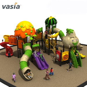 Interesting Safe Physical Outdoor Kids Playhouses Playground