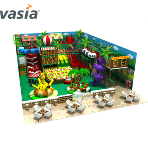 Amusement Kids Play Area Birthday Party for Indoor Play Centre