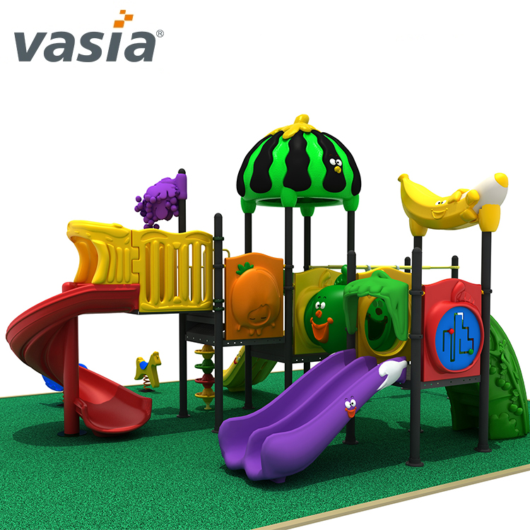 Best Quality Trustworthy Soft Kids Outdoor Playground Equipment
